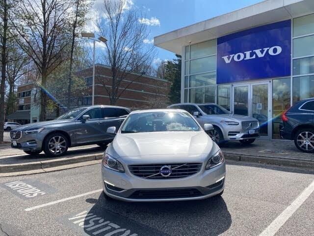 2018 Volvo S60 T5 Inscription Platinum AWD