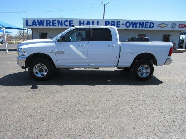 2018 RAM 2500 SLT Crew Cab 4WD