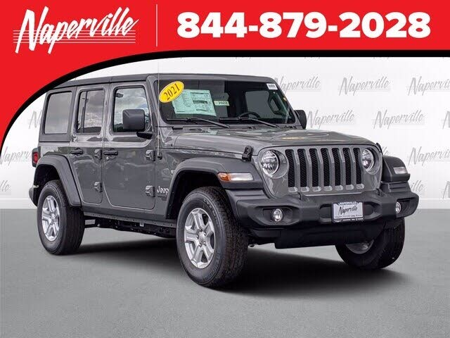 2021 Jeep Wrangler Unlimited Sport S 4WD