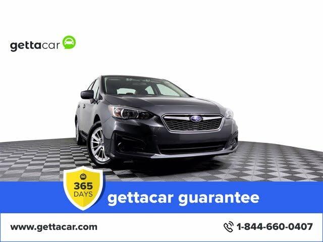 2018 Subaru Impreza 2.0i Premium Sedan AWD