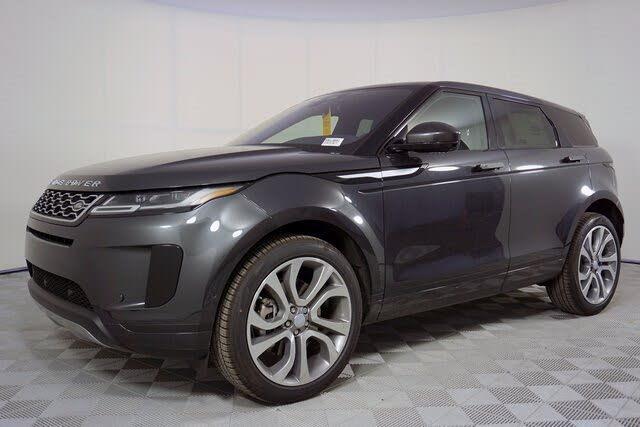 2021 Land Rover Range Rover Evoque P250 SE AWD