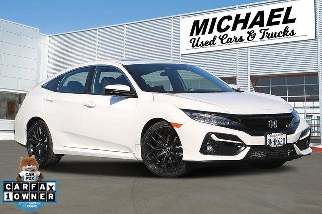 2020 Honda Civic Si Sedan FWD