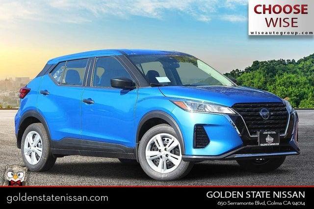 2021 Nissan Kicks S FWD
