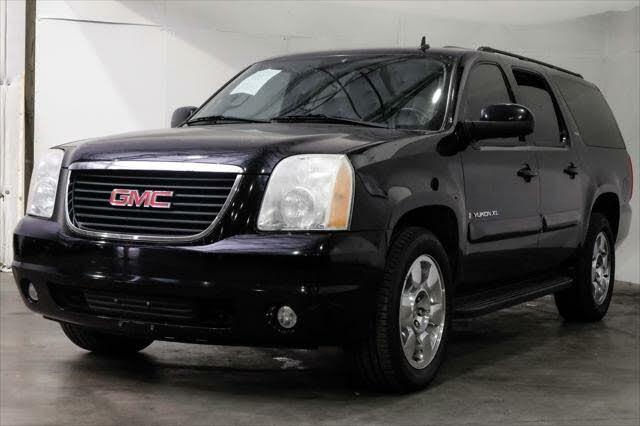 2009 GMC Yukon XL 1500 SLT-1