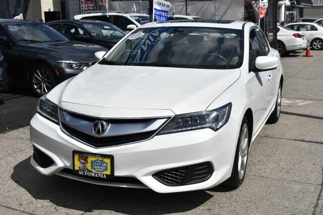 2018 Acura ILX FWD