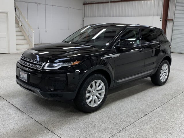 2018 Land Rover Range Rover Evoque SE AWD
