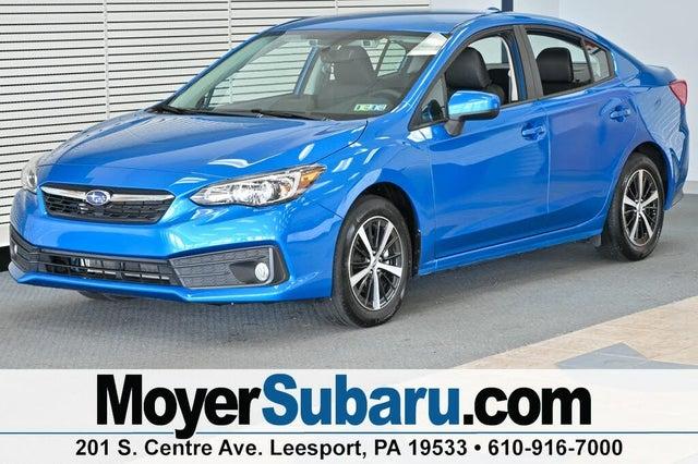 2021 Subaru Impreza Premium Sedan AWD