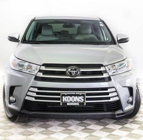 2018 Toyota Highlander LE Plus AWD