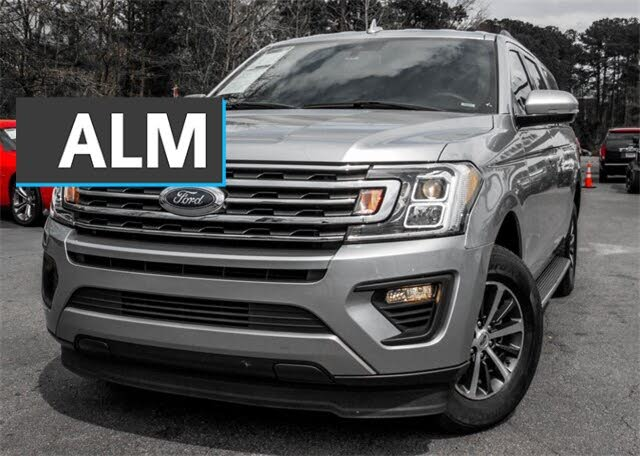 2020 Ford Expedition MAX XLT RWD