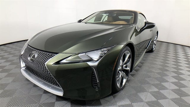 2021 Lexus LC 500 Convertible RWD