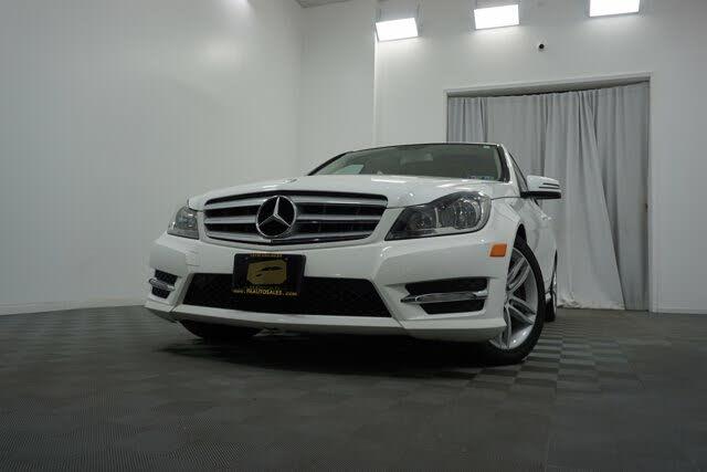 2013 Mercedes-Benz C-Class C 300 Luxury Sedan 4MATIC