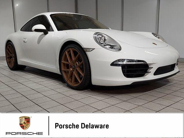 2013 Porsche 911 Carrera S Coupe RWD