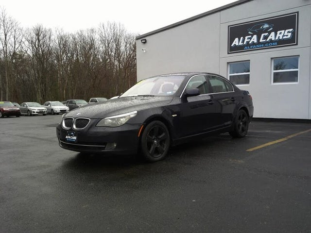2008 BMW 5 Series 535xi Sedan AWD