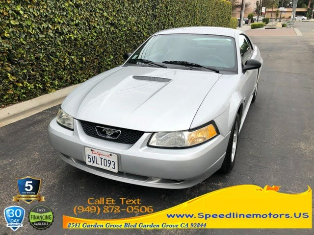 1999 Ford Mustang Coupe RWD