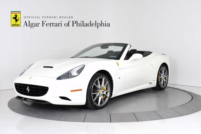Used Ferrari California For Sale In Toms River Nj Cargurus