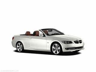 2011 BMW 3 Series 335i Convertible RWD