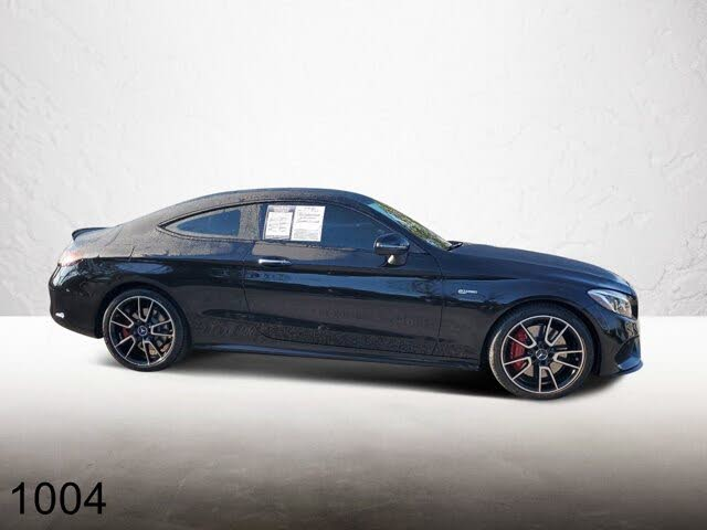 2018 Mercedes-Benz C-Class C AMG 43 Coupe