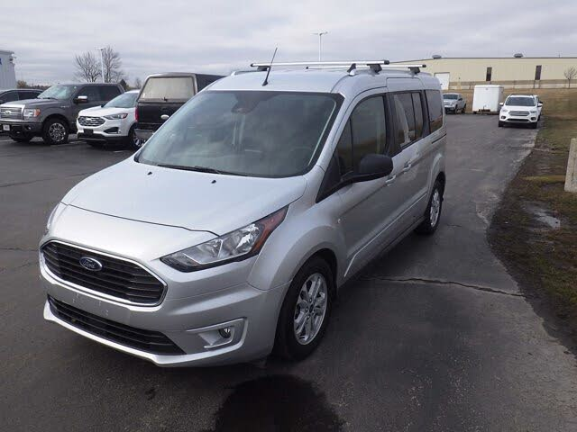 2020 Ford Transit Connect Wagon XLT LWB FWD with Rear Cargo Doors