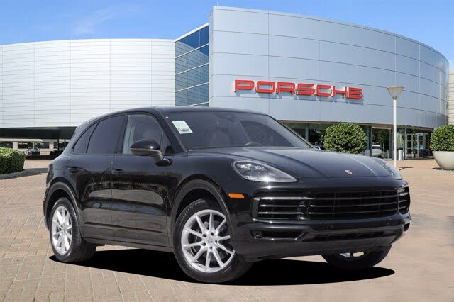 2020 Porsche Cayenne SUV AWD