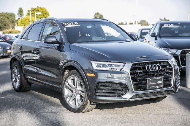 2018 Audi Q3 2.0T quattro Premium Plus AWD