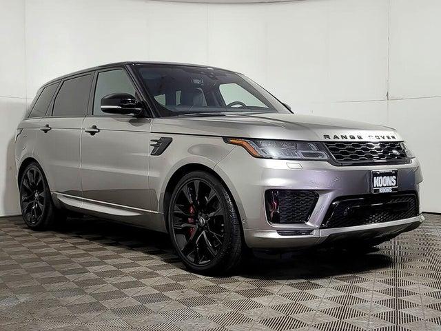 2019 Land Rover Range Rover Sport HST MHEV 4WD
