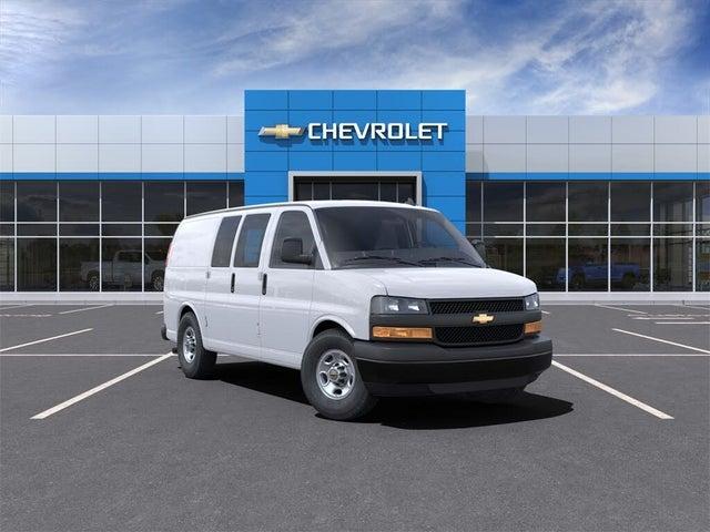 2021 Chevrolet Express Cargo 2500 RWD