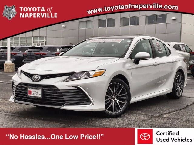 2021 Toyota Camry XLE AWD