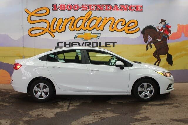 2016 Chevrolet Cruze L Sedan FWD