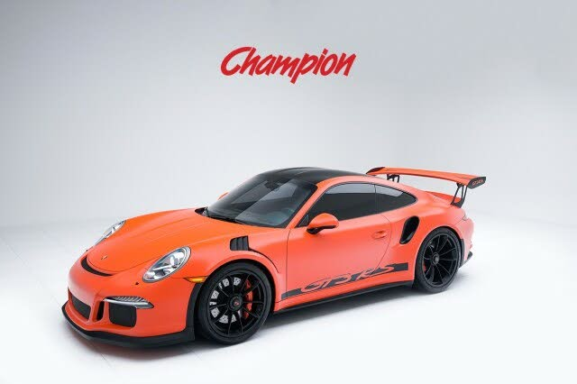 2016 Porsche 911 GT3 RS Coupe RWD