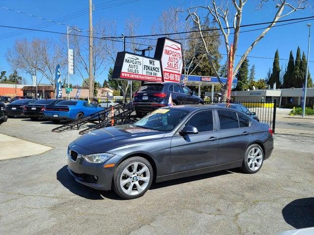 2014 BMW 3 Series 335i xDrive Sedan AWD
