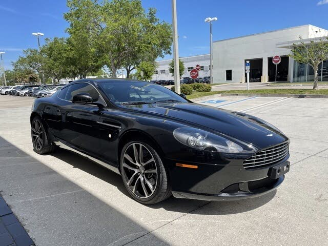 Used 2012 Aston Martin Db9 For Sale Right Now Cargurus