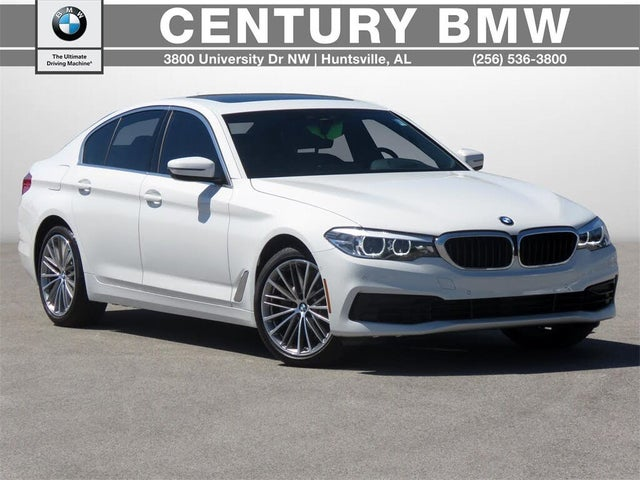 2020 BMW 5 Series 540i xDrive Sedan AWD