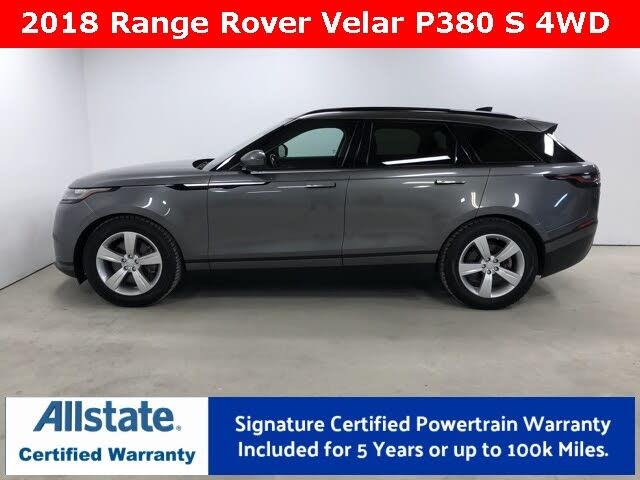 2018 Land Rover Range Rover Velar P380 S