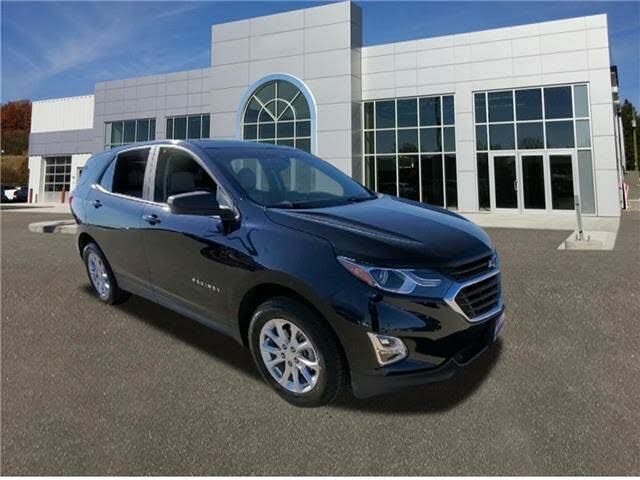 2020 Chevrolet Equinox 1.5T LS AWD