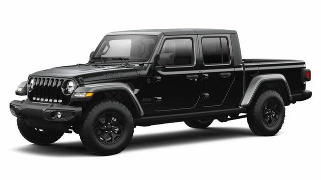 2021 Jeep Gladiator Willys Sport Crew Cab 4WD