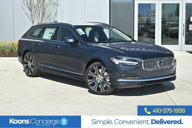 2021 Volvo V90 T6 Inscription AWD