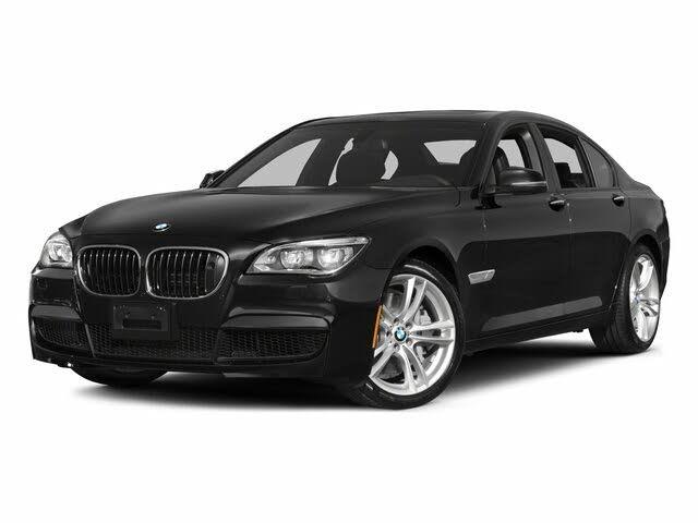 2015 BMW 7 Series 750Li RWD