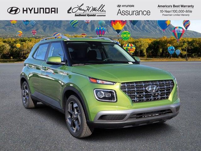 2021 Hyundai Venue SEL FWD