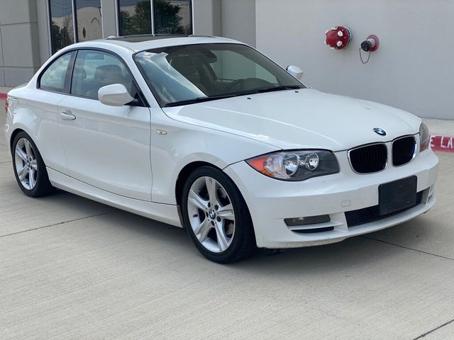 Used 2010 Bmw 1 Series 128i Coupe Rwd For Sale Right Now Cargurus