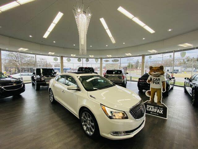 2014 Buick LaCrosse Premium I FWD