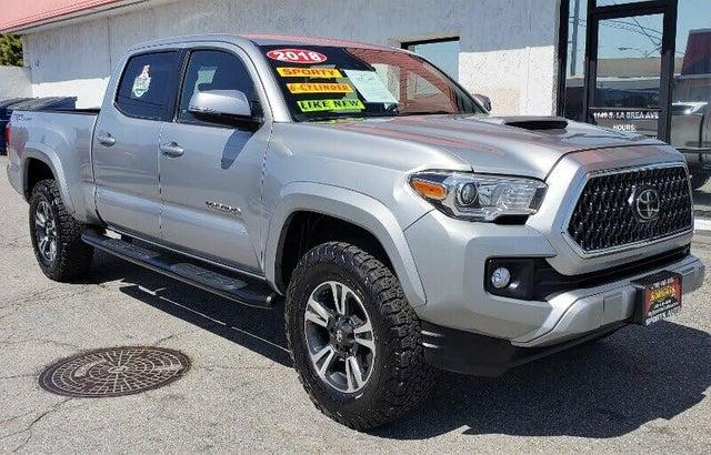 2018 Toyota Tacoma TRD Sport Double Cab LB RWD