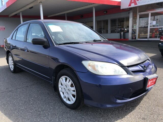 2005 Honda Civic LX