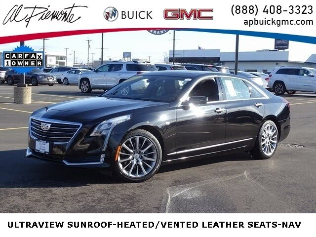 2017 Cadillac CT6 3.0TT Luxury AWD