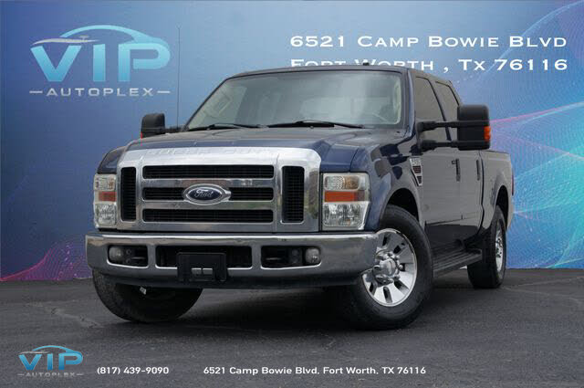 2008 Ford F-250 Super Duty Lariat Crew Cab