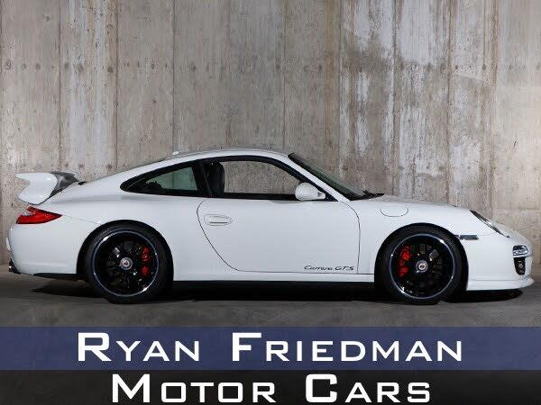 2011 Porsche 911 Carrera GTS Coupe RWD