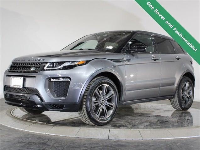 2018 Land Rover Range Rover Evoque Landmark Edition AWD