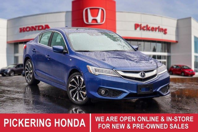 2016 Acura ILX FWD with A-Spec Package
