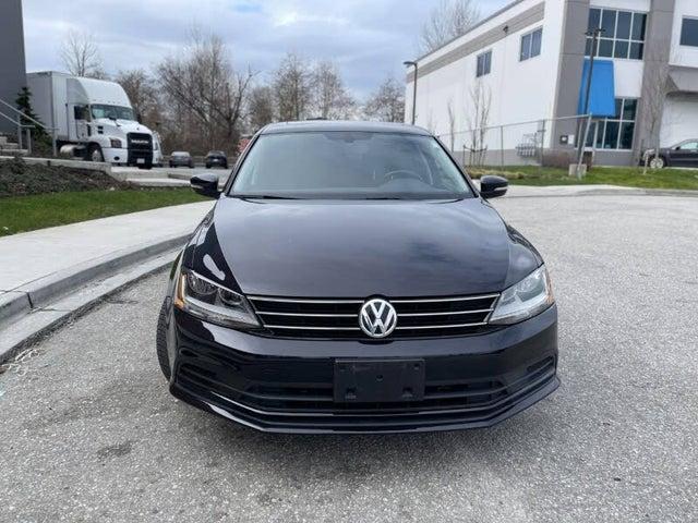 2017 Volkswagen Jetta 1.4T Wolfsburg Edition FWD