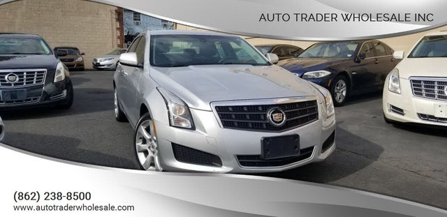 2014 Cadillac ATS 2.0T AWD