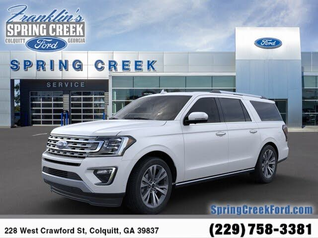 2021 Ford Expedition MAX Limited RWD